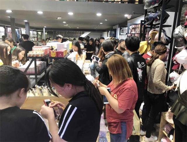 韩尚优品加盟店
