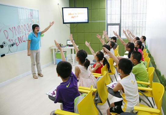 英语培训加盟-开幼儿英语培训机构需要投资多少钱