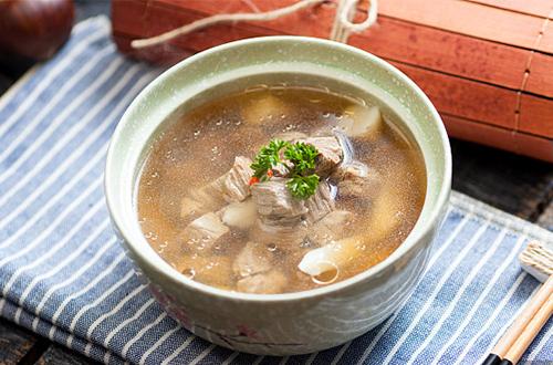 淮南牛肉汤加盟