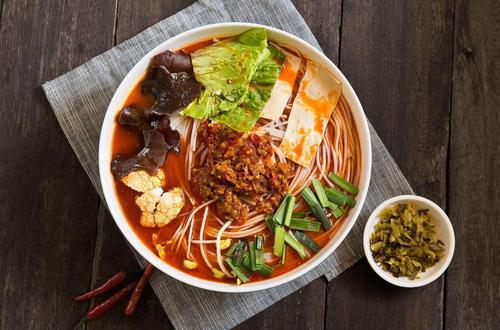 香港肥锅米线加盟
