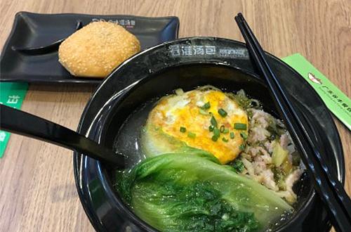田味灌汤包加盟