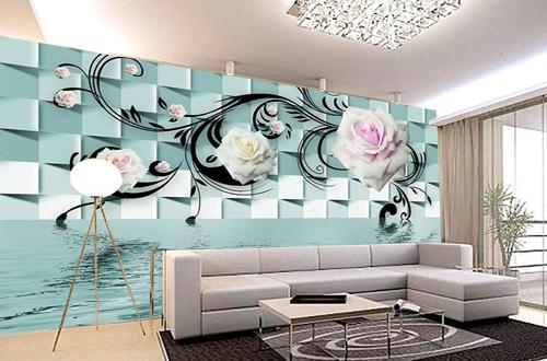 画壁3D魔法背景墙加盟