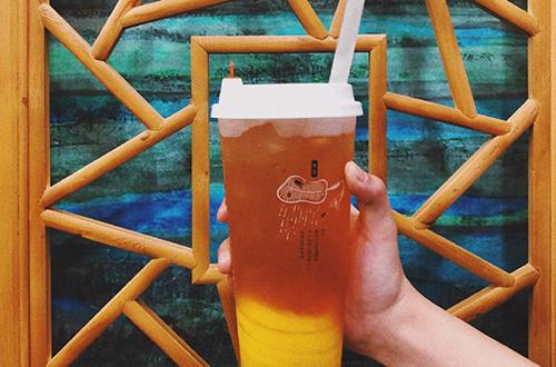 茶颜悦色加盟