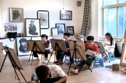 思想者画室加盟