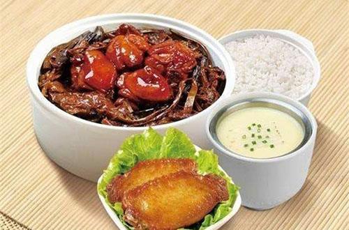 久號中式快餐加盟