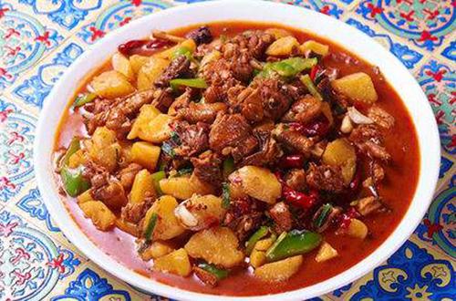 納瓦新疆菜加盟