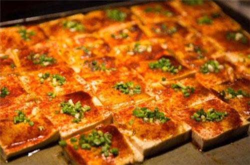 铁板香豆腐加盟