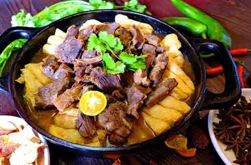 厨牛香牛肉火锅加盟