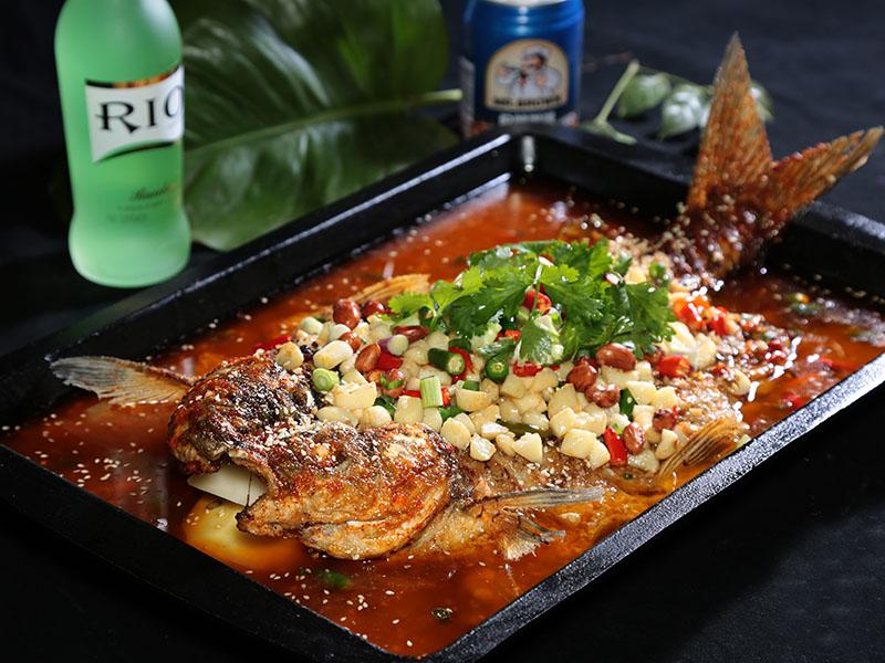 鱼侦炭烤鱼加盟 鱼侦炭烤鱼
