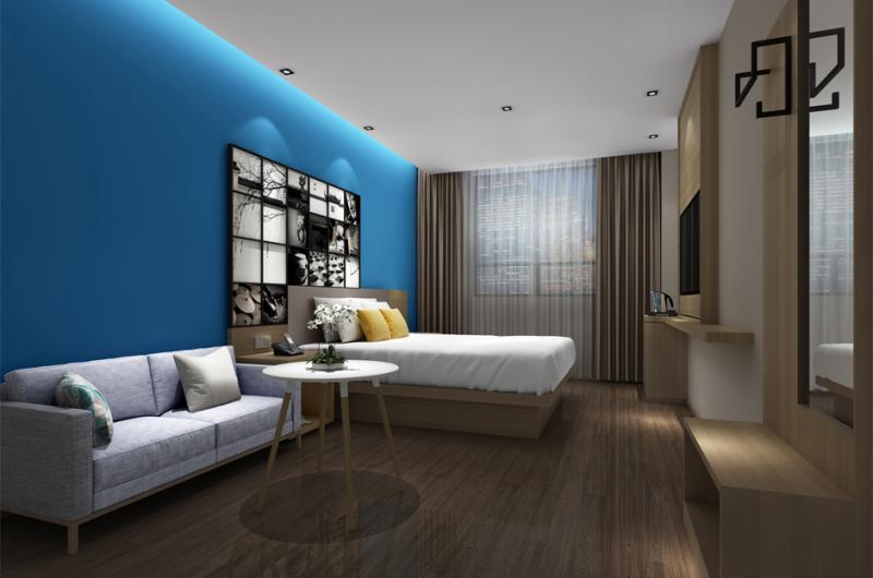 城市之家酒店加盟 客房-大床2
