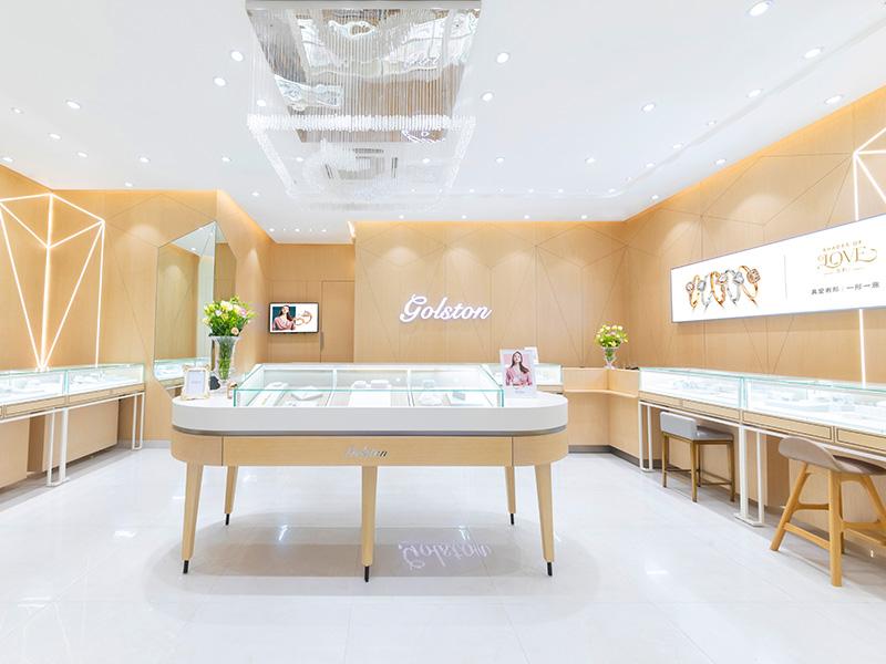 Golston珠宝加盟 店铺照片