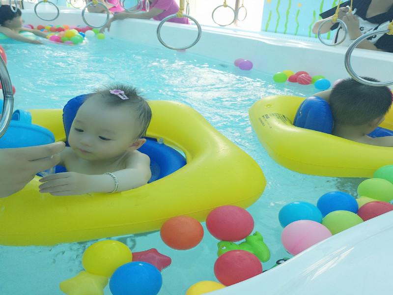游乐宝亲子水育加盟