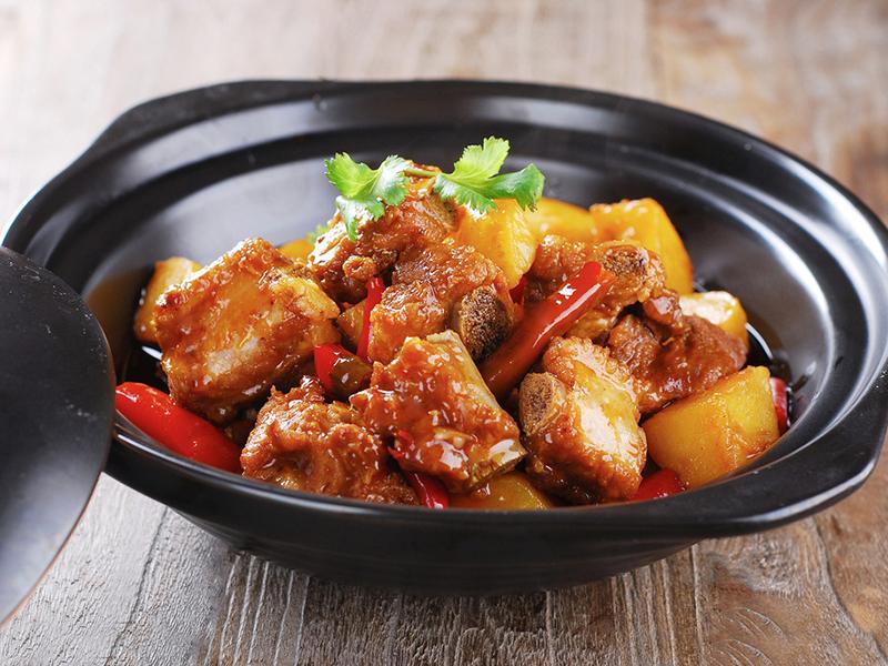 秦烹面馆加盟 土豆
