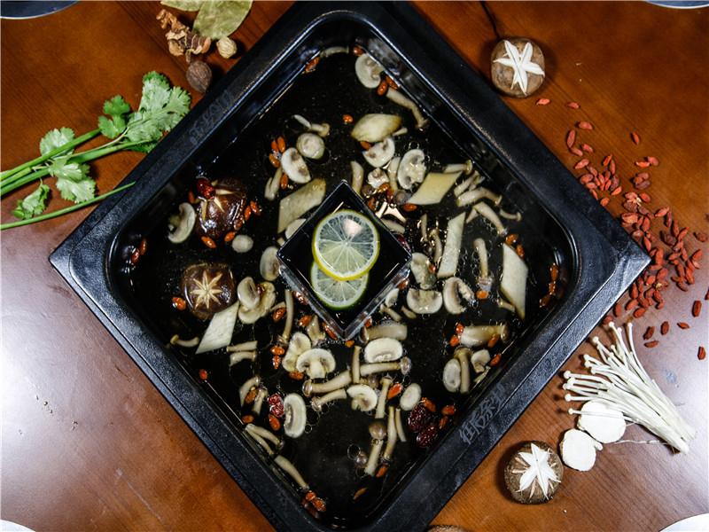 火锅记忆加盟 菌菇汤