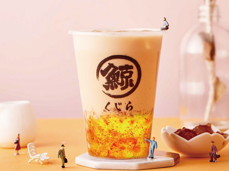 琉璃鲸奶茶加盟 琉璃鲸