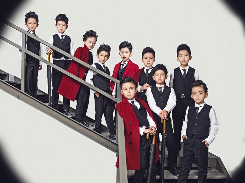 小童星模特培训加盟 T台