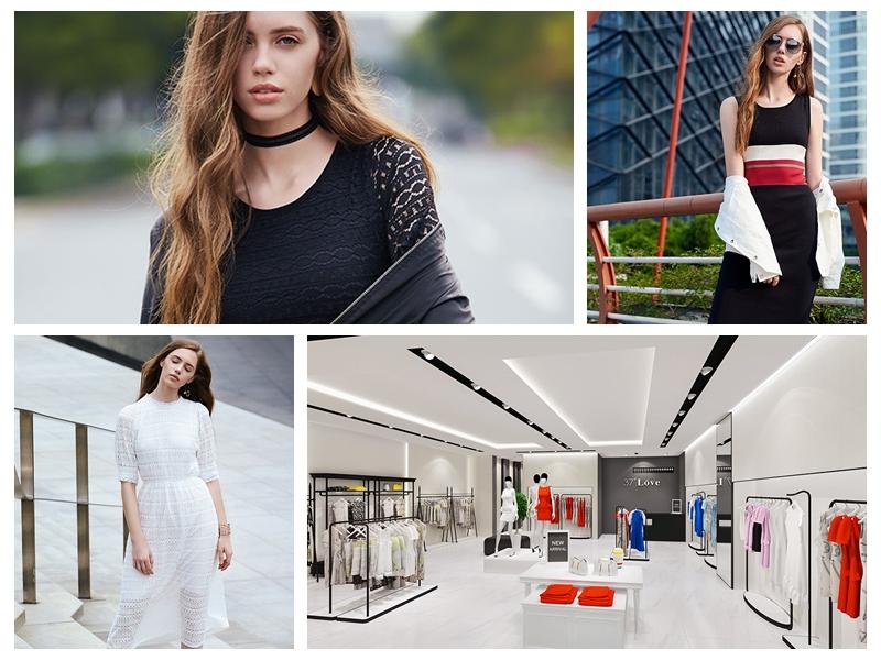 37度生活美學女裝加盟 產品