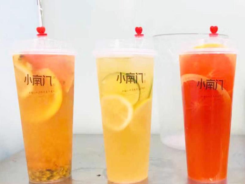 小南门元气茶加盟 小南门
