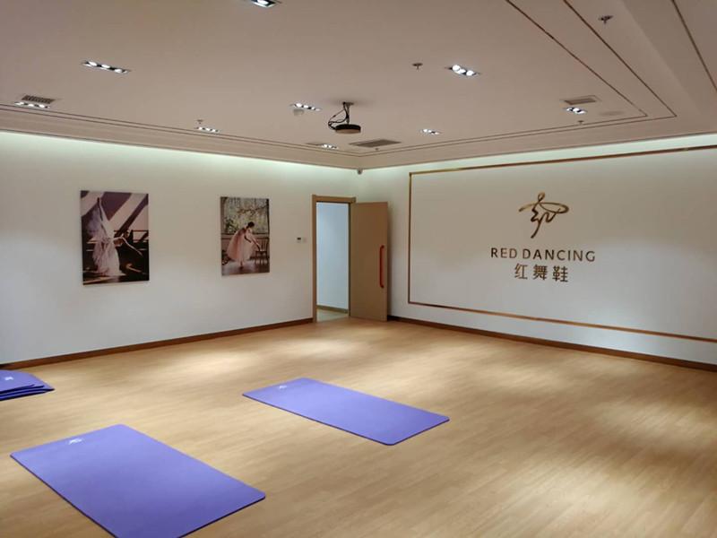 北京红舞鞋舞蹈培训加盟 店面图片