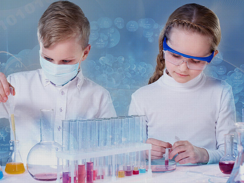 坚果科学实验室