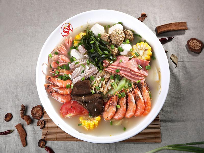 蜀烩冒菜加盟 产品图