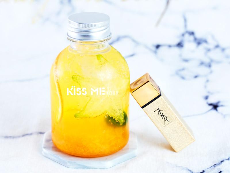 KISSME口红茶加盟 .