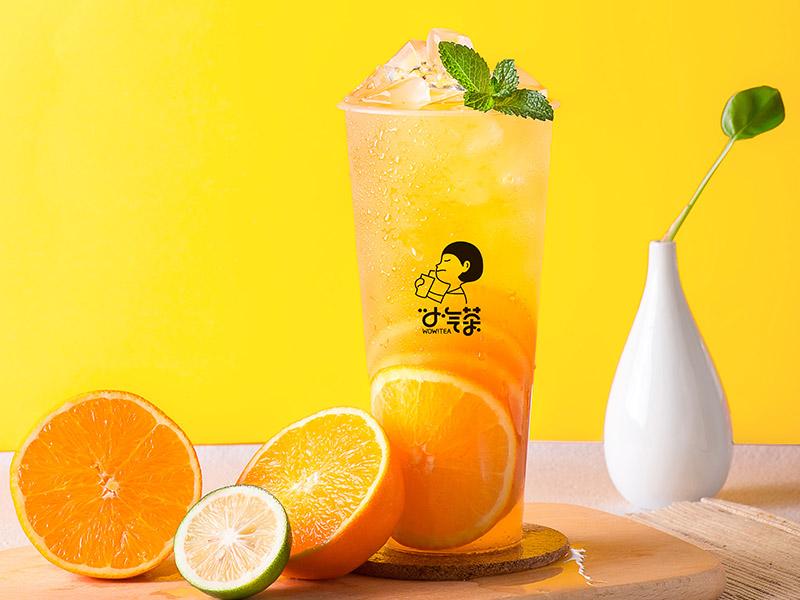 小氣茶加盟 產品展示