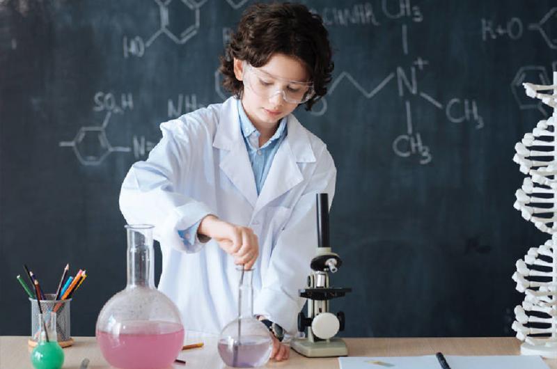 智绘小童加盟 科学实验