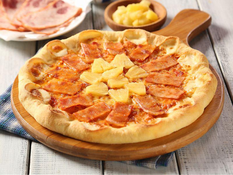 拉丝维斯披萨加盟 1
