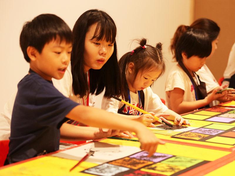 藝美繪兒童美術加盟 藝美繪兒童美術互動