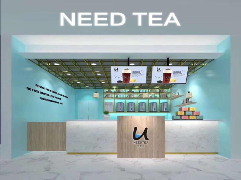 NEEDTEA茶饮加盟 店面图