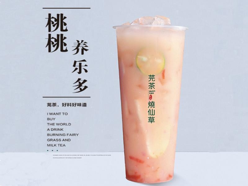 芫茶烧仙草加盟 14
