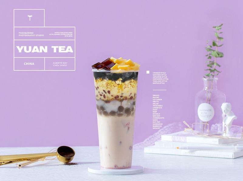 芫茶烧仙草加盟 11