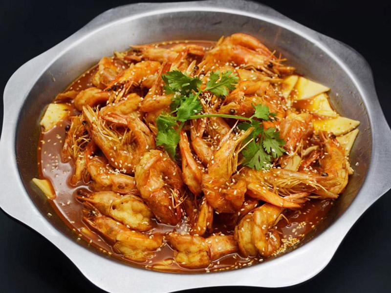 煌城王婆大虾加盟 产品图片