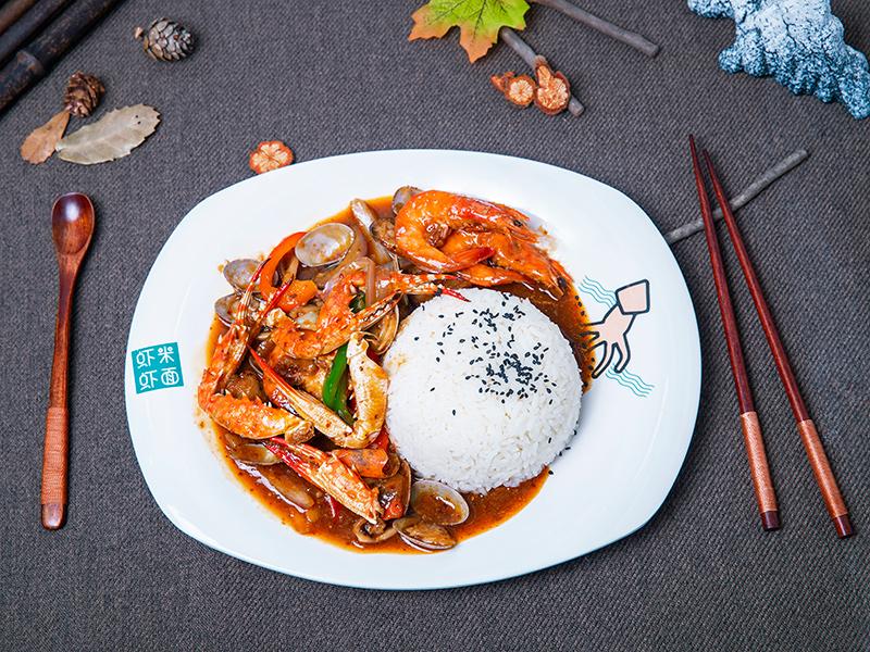 虾米虾面加盟 3