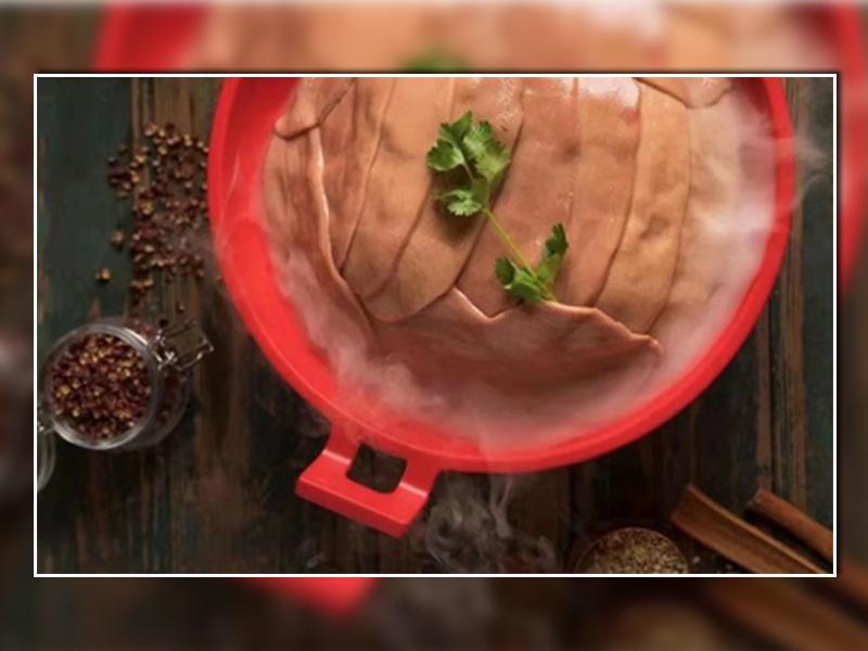 龍情大刀腰片火鍋加盟 精美菜品