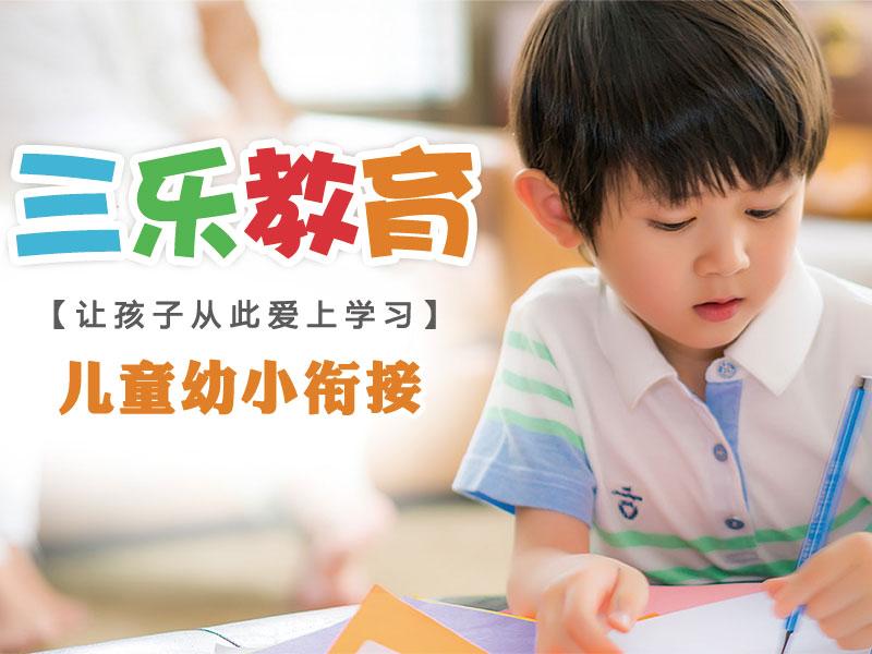 三乐教育幼小衔接加盟 三乐教育
