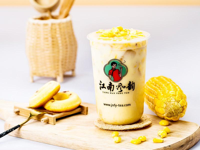 江南风韵奶茶加盟 9