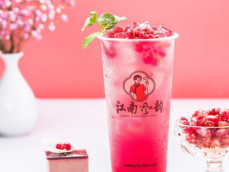 江南风韵奶茶加盟 3