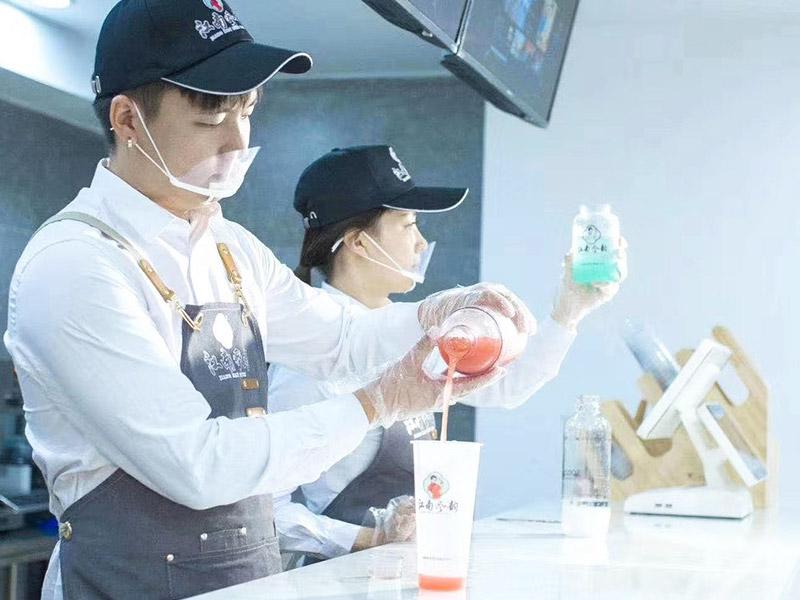 江南风韵奶茶加盟 14