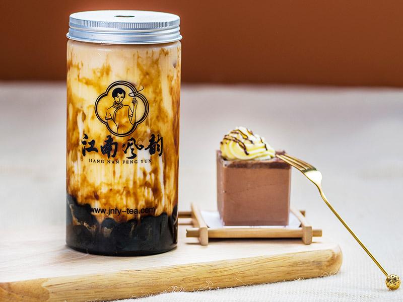 江南风韵奶茶加盟 10