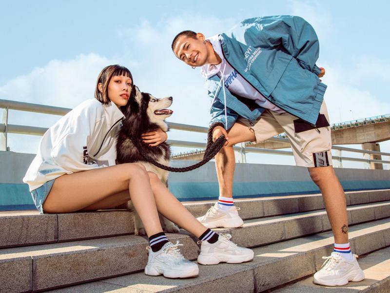 森马鞋业加盟 森马潮鞋3