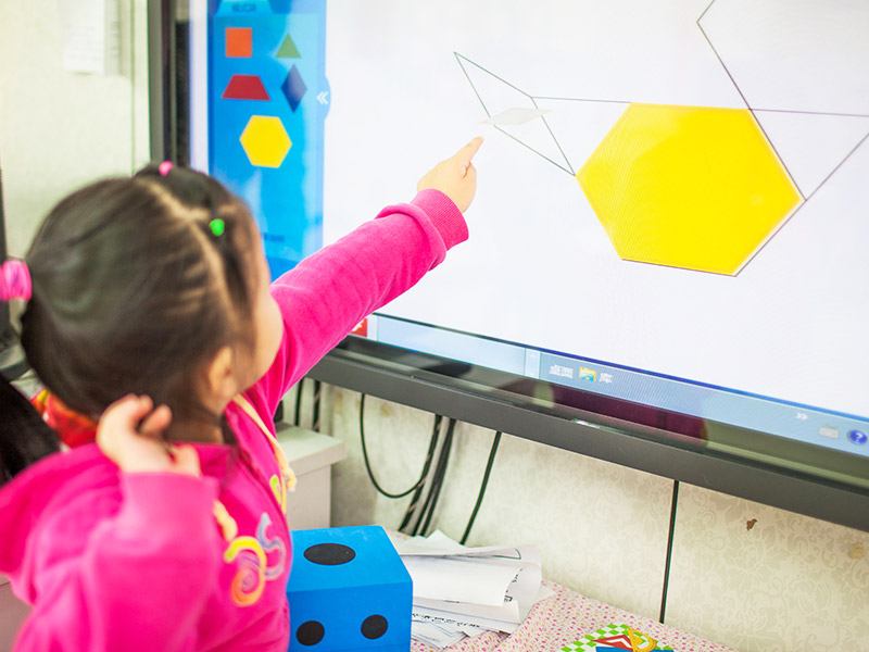 鲸智学程思维教育加盟 教学图片