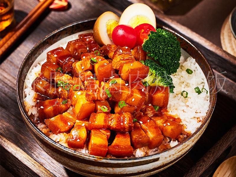 米膳煌鹵肉燒汁飯