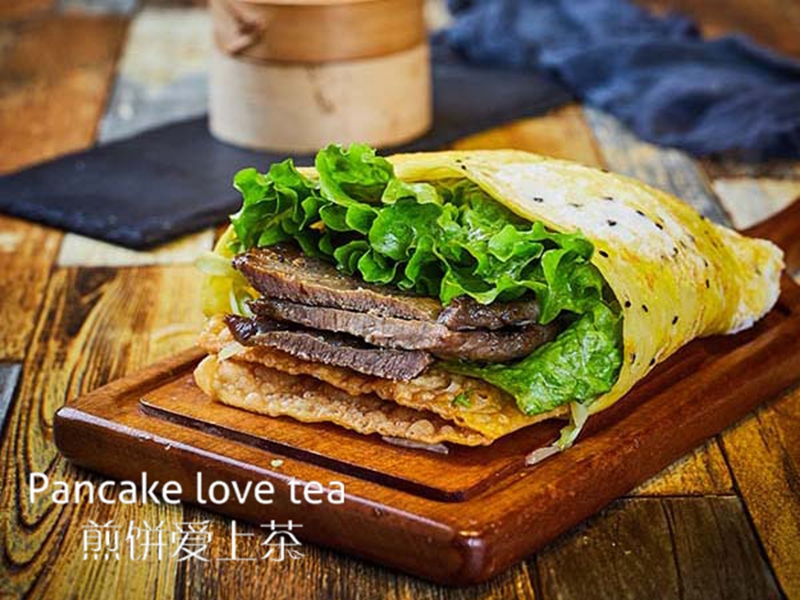 煎餅愛上茶加盟 煎餅愛上茶