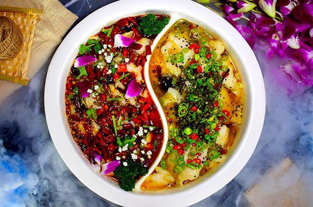 魚兮兮太極酸菜魚加盟 太極酸菜魚