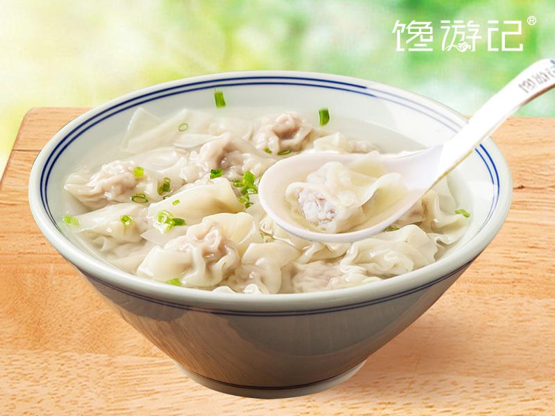 馋游记灌汤生煎包加盟 产品图