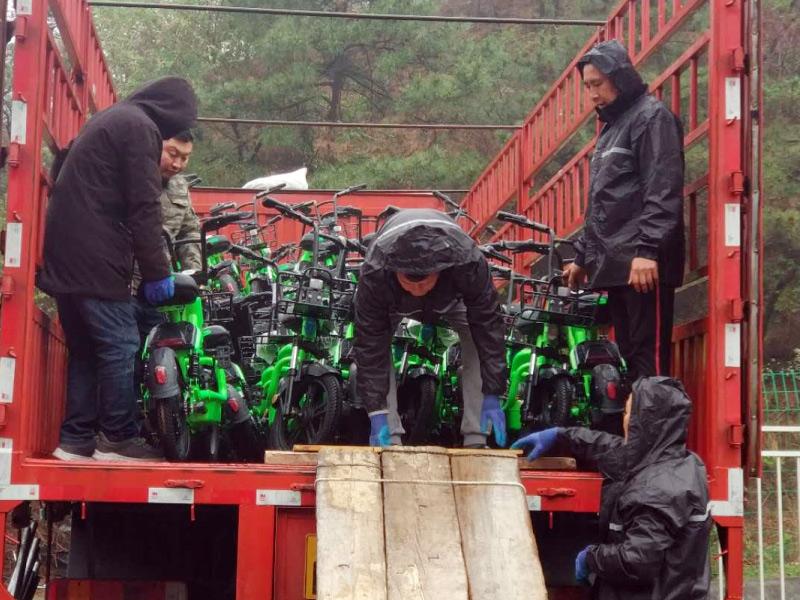 浩客单车加盟 产品图片