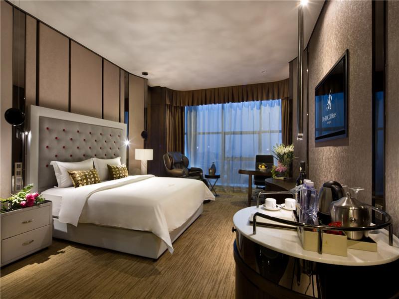 慕思睡眠酒店加盟 客房