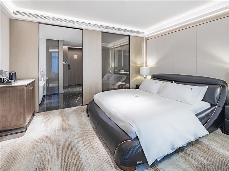 慕思睡眠酒店加盟 深圳一店客房05
